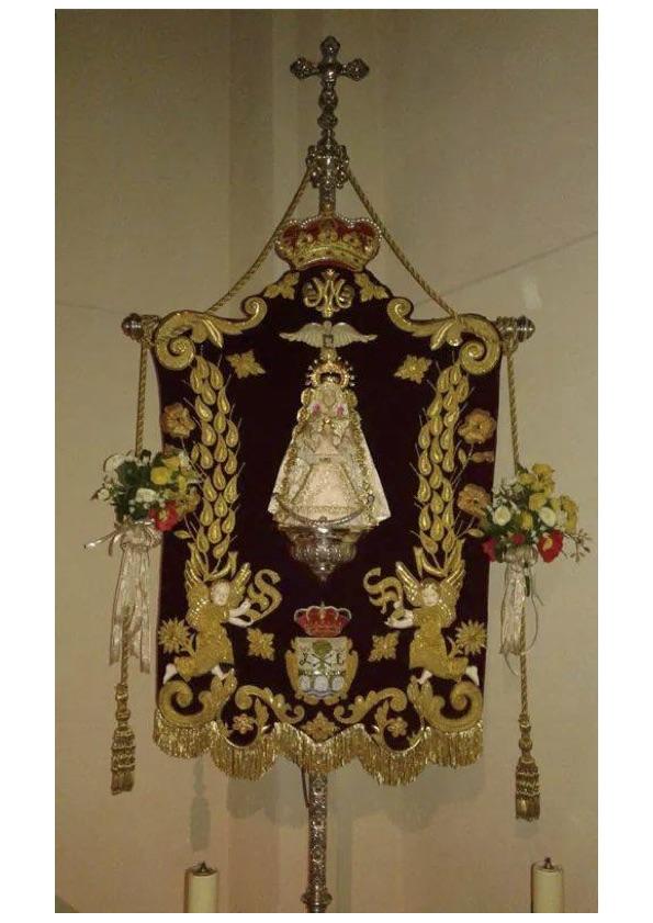 simpecado San Sebastian de los Reyes-2