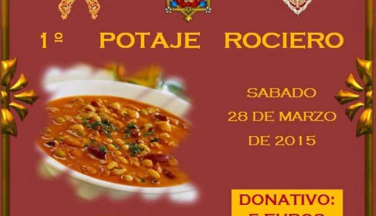 Hermandad de Albacete – I Potaje Rociero