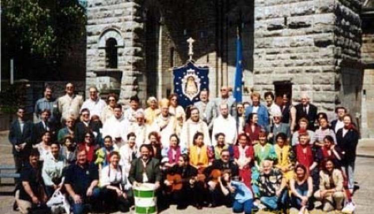 Hermandad de Bruselas – Conmemoración de la primera etapa del Camino Europeo del Rocío