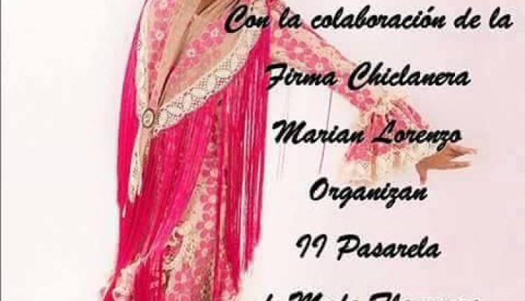 Hermandad de Chiclana – XI Pasarela de Moda Flamenca