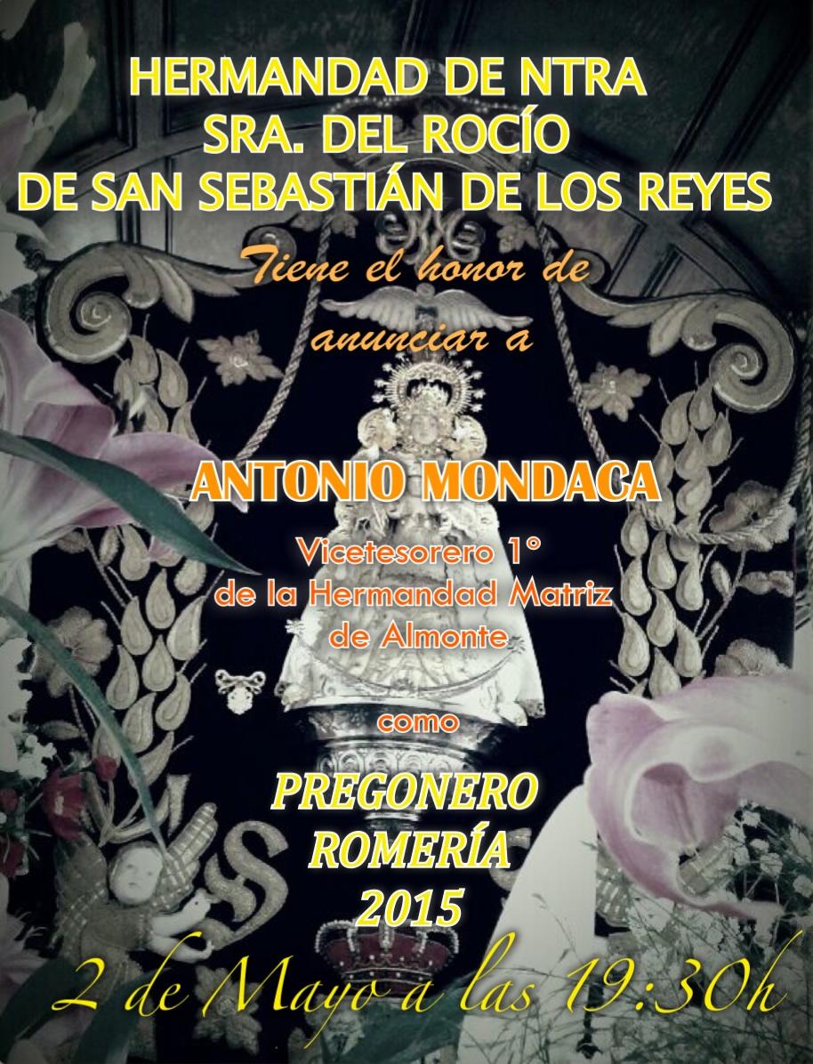 San sebastian de los Reyes pregonero-1