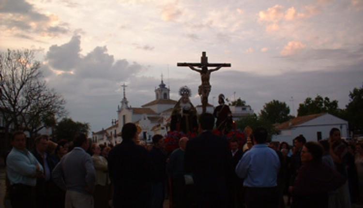 Programa de Actos Semana Santa en el Santuario del Rocío 2015