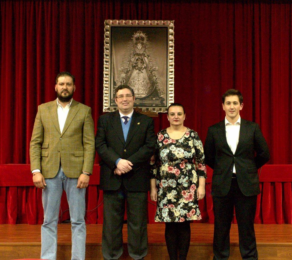 Hermanos que se incorporan por primera vez a la candidatura: José Antonio Pérez Moreno (Cepa), Antoñi Acosta Pancho y José Miguel (Chemi) Saavedra Soltero.