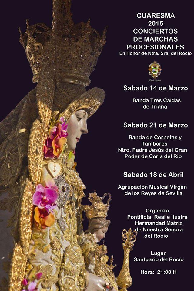 Cartel anunciador de la Oficina de Atención al Peregrino - Cuaresma 2015