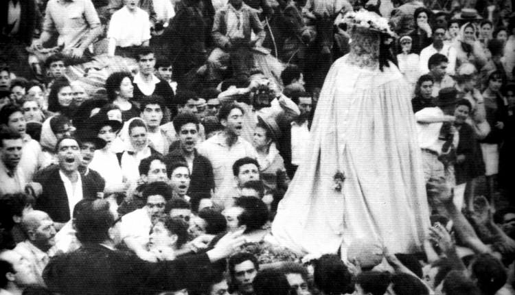 Traslado inédito de la Virgen del Rocío a Almonte en 1589