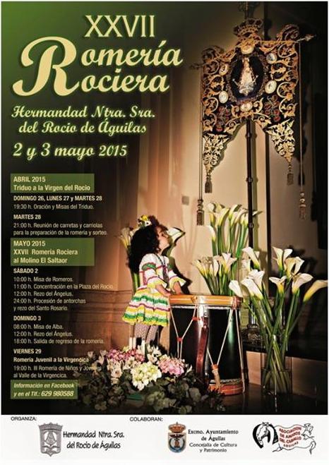 Aguilas 2015 romería