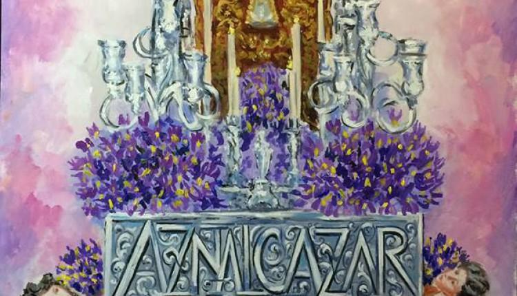 Hermandad de Aznalcazar – Cartel de la Romería 2015