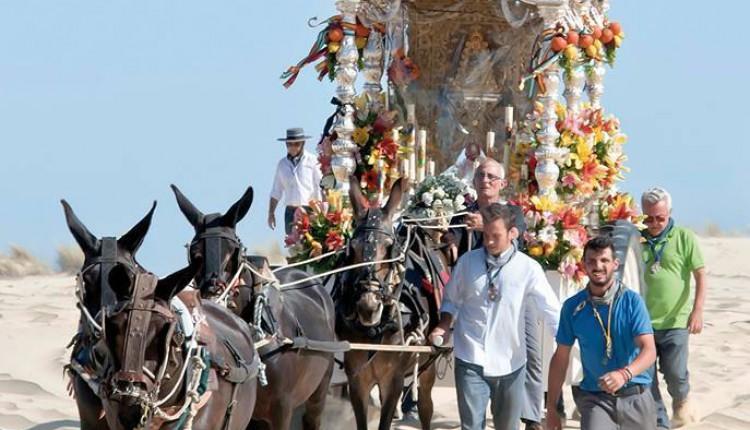 Hermandad de Cádiz – Cartel Romería 2015