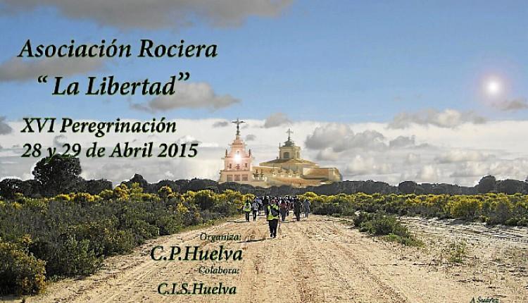 Internos de la prisión de Huelva peregrinan al Rocío 2015