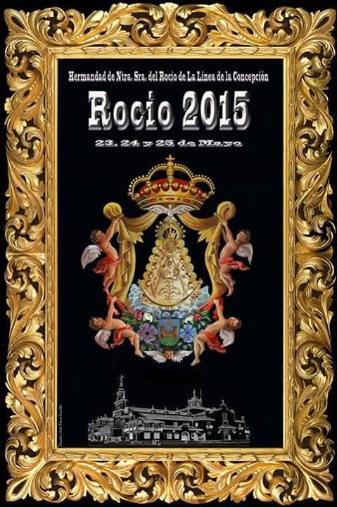 La Linea cartel rocio 2015