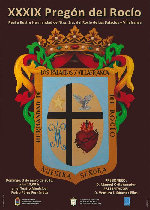 Los Palacios - pregon2015