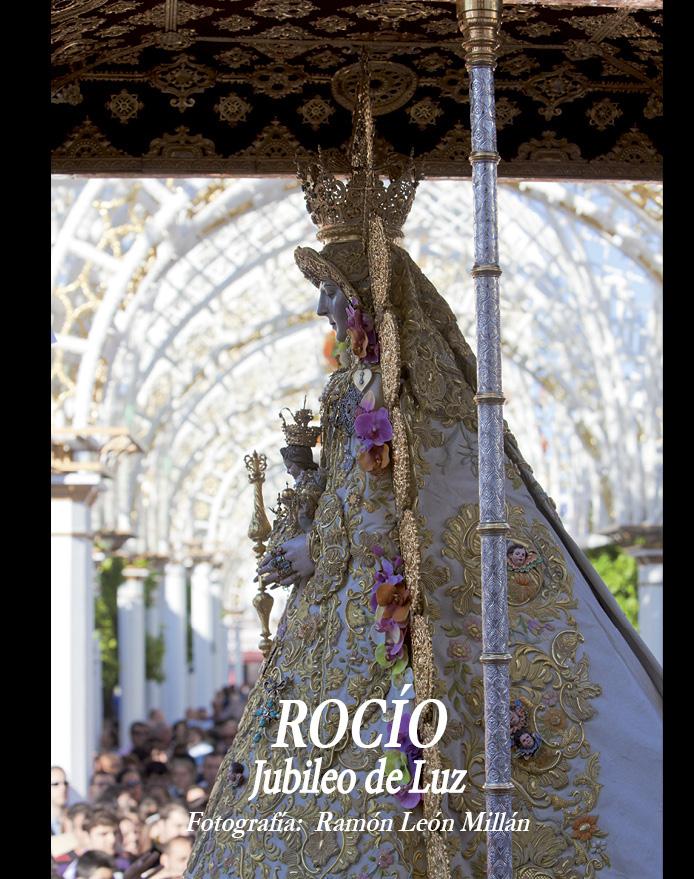 Ramon leon PORTADA ROcio-JUbileo-LUZ-
