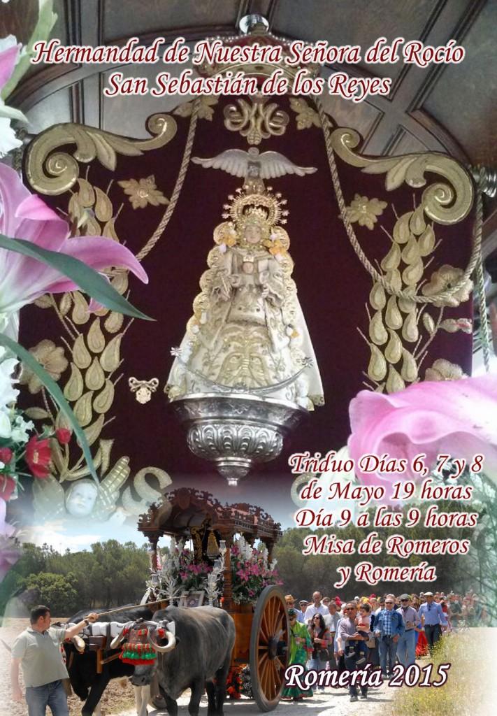 San Sebastian de los Reyes-Cartel 2015