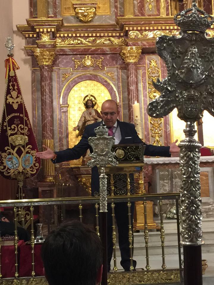 San Sebastian de los Reyes - pregón 2015