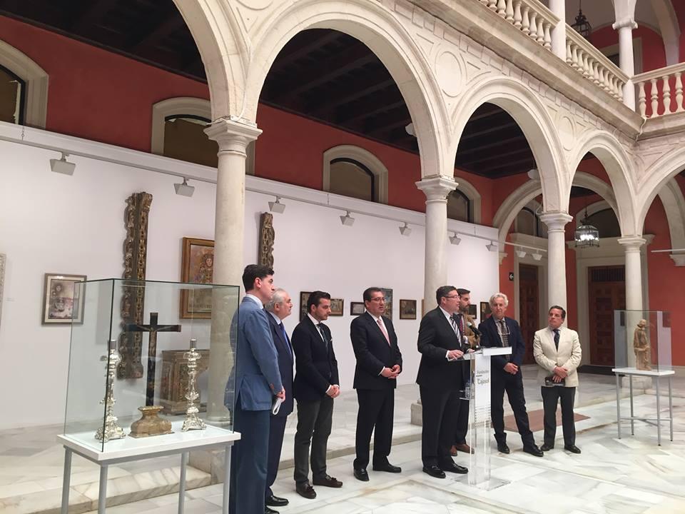 Tesoros matriz 2015 Cajasol Sevilla-1