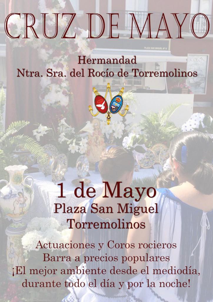 Torremolinos Cruz de Mayo 2015