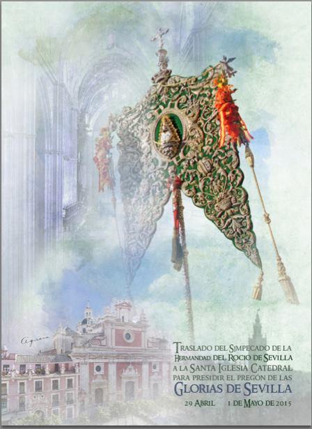 Traslado Simpecado Sevilla2015