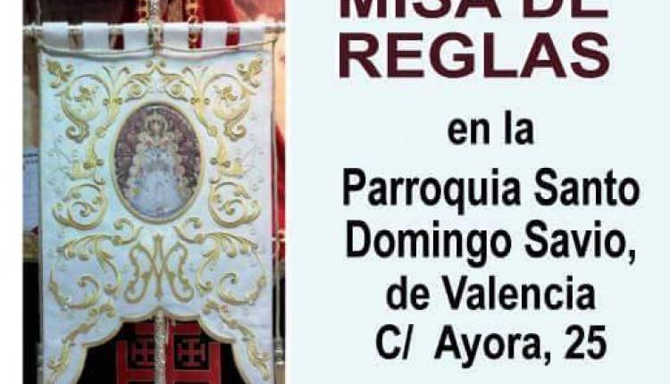 Hermandad Valenciana de Culto – Solemne Misa de Reglas, Pregón 2015 y Fiesta Rociera