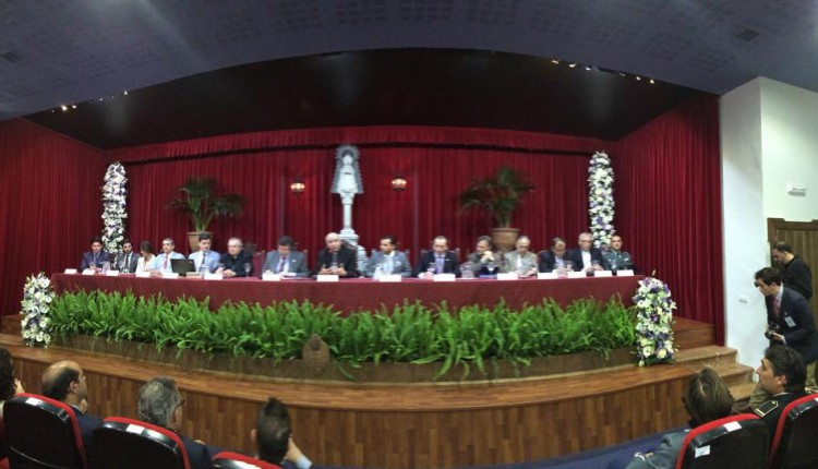 Asamblea General de Presidentes y Hermanos Mayores 2015