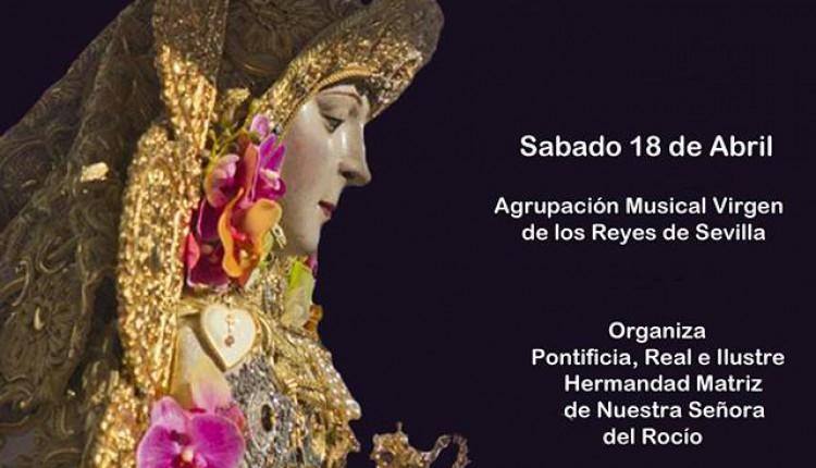 Conciertos de Bandas Procesionales en el Rocío – Banda Virgen de los Reyes