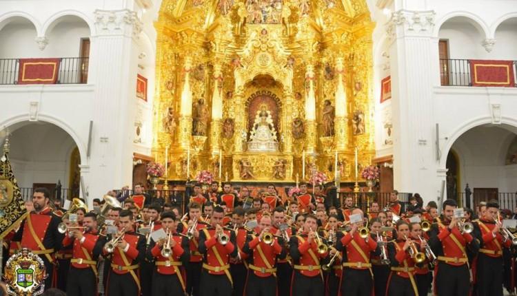 Conciertos de Bandas Procesionales – Agrupación musical Virgen de los Reyes de Sevilla