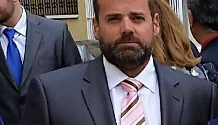 Hermandad de Garrucha – Jorge Carmona Visiedo ha sido elegido nuevo Hermano Mayor