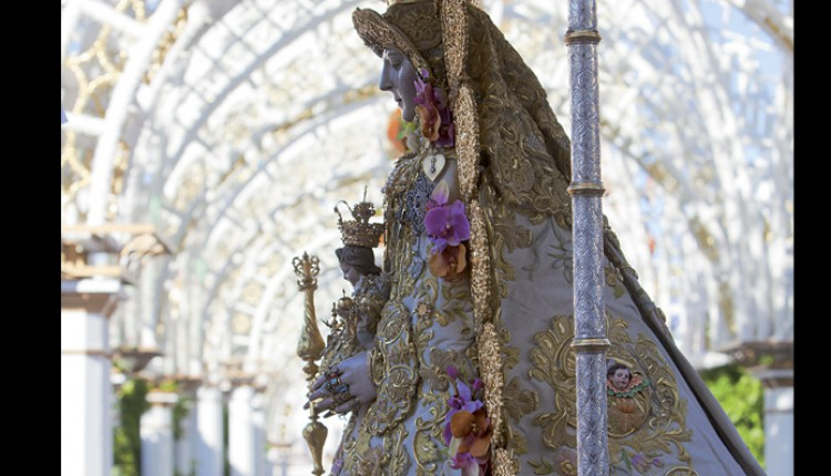 Presentación de «Rocío Jubileo de Luz» en Huelva
