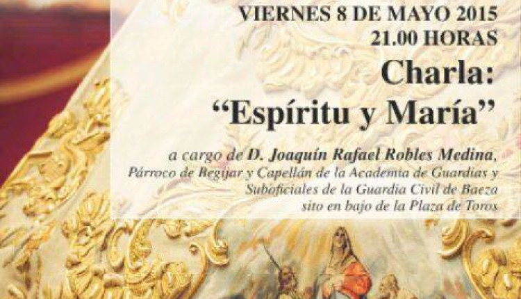 Hermandad de Baeza – Charla «Espíritu y Maria»