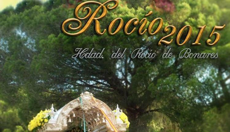 Hermandad de Bonares – Cartel de la Romería del Rocío 2015