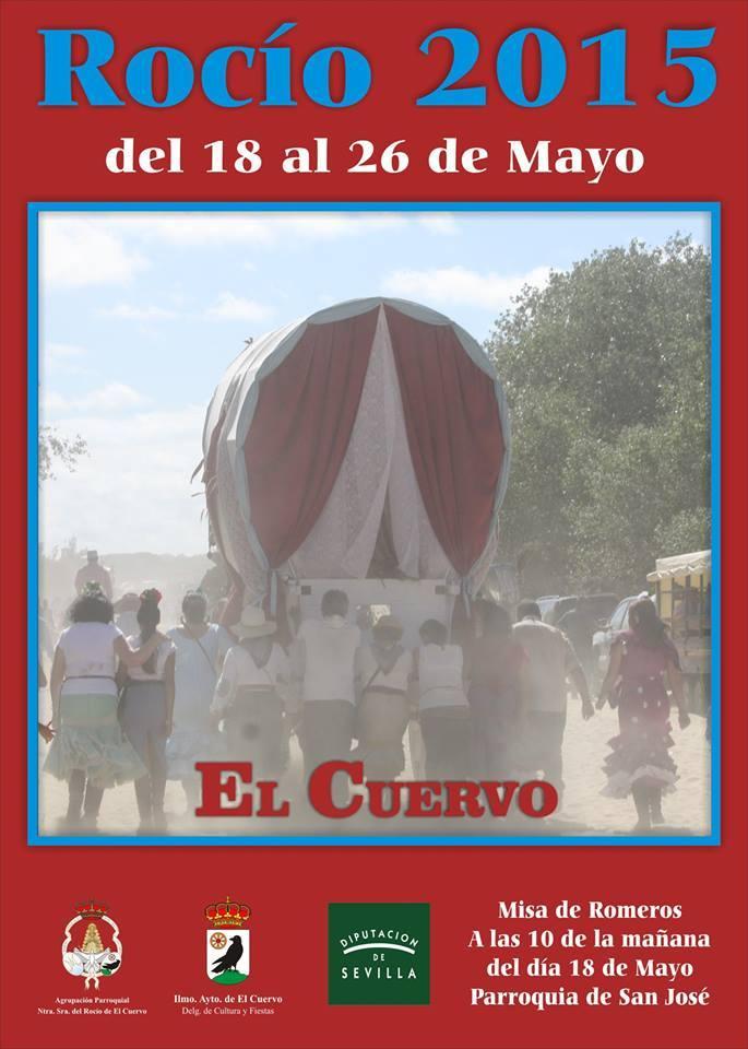 El Cuervo Cartel Rocío 2015