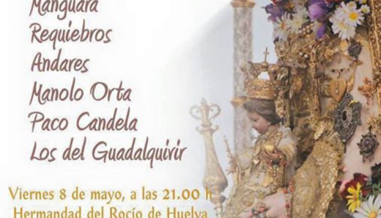 Hermandad de Huelva – I Festival de Sevillanas «Huelva en el Rocío»