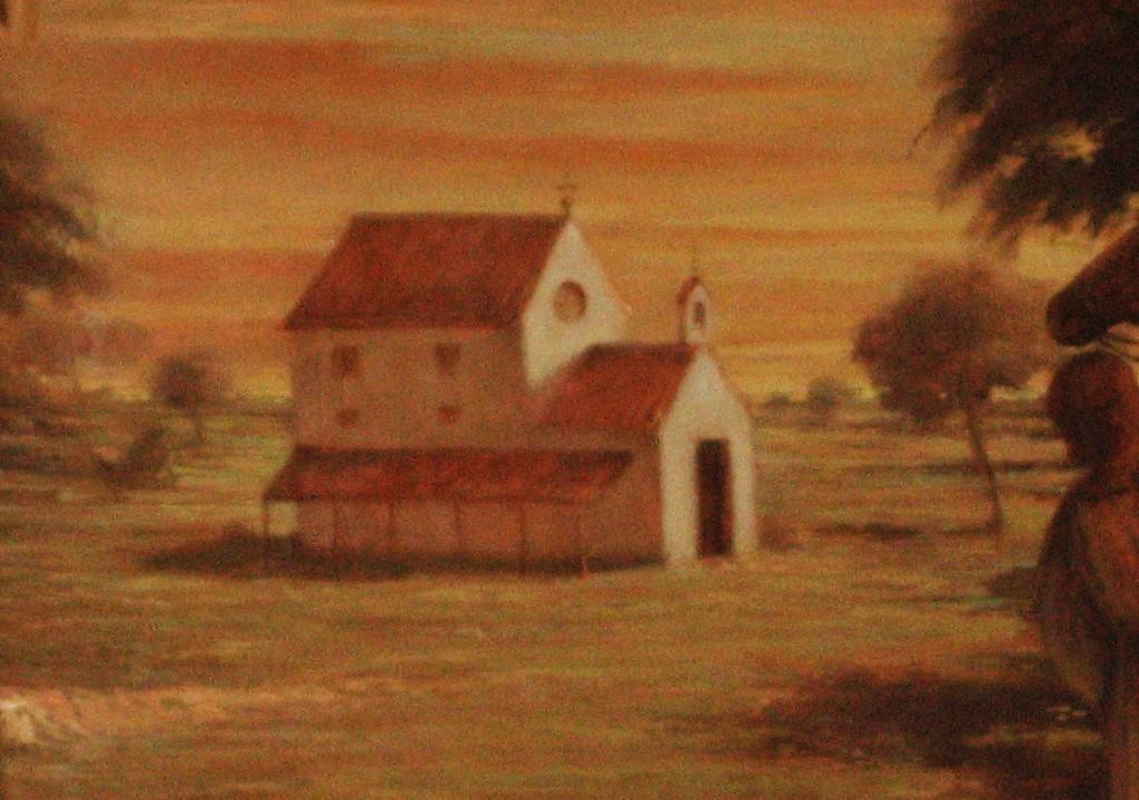Imagen 1 Ermita del Rocío en el siglo XIV