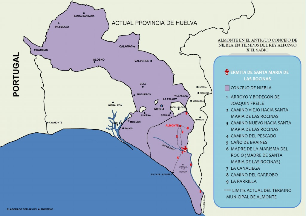 Imagen 2 Almonte en el Concejo de Niebla
