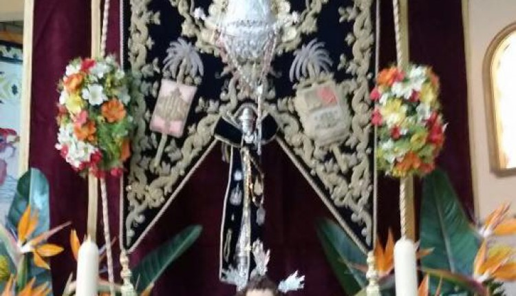 Hermandad de Las Palmas – Solemne Triduo y Pregón a cargo de D. Jose Antonio Rodríguez Eligio