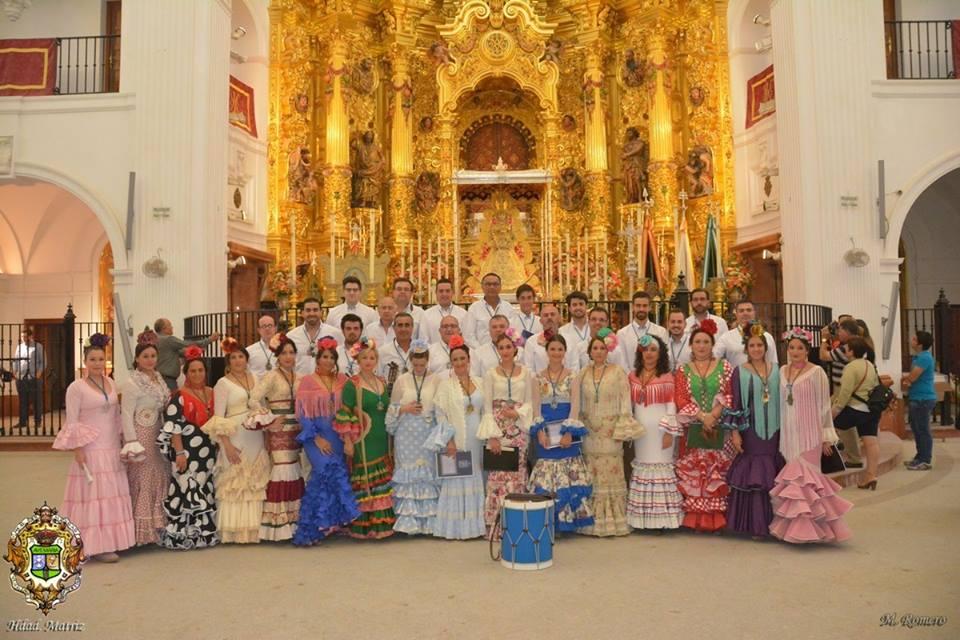 Misa Rocio 2015 -2