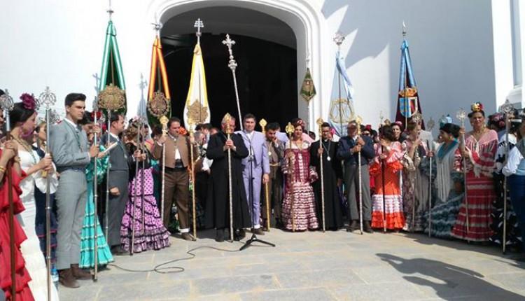 HERMANDADES que hacen su PRESENTACIÓN el VIERNES 13 de mayo de 2016 a partir de las 18 horas