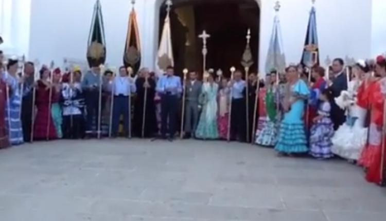 HERMANDADES que hacen su PRESENTACION el SÁBADO 14 de mayo de 2016 a partir de las 12 horas