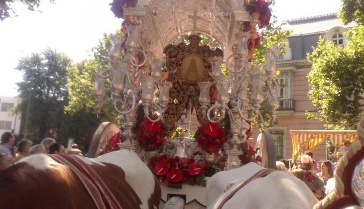 Misa de Acción de Gracias de las Hermandades de Ntra. Sra. del Rocío de Sevilla