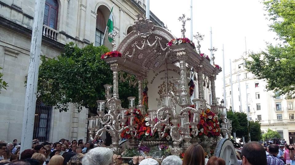 Salida Rocio Sevilla 2015-Bustamante-6