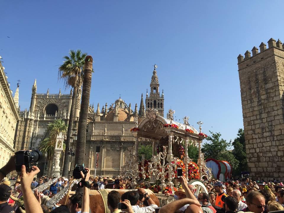 Salida Rocio Sevilla 2015-Bustamante-7