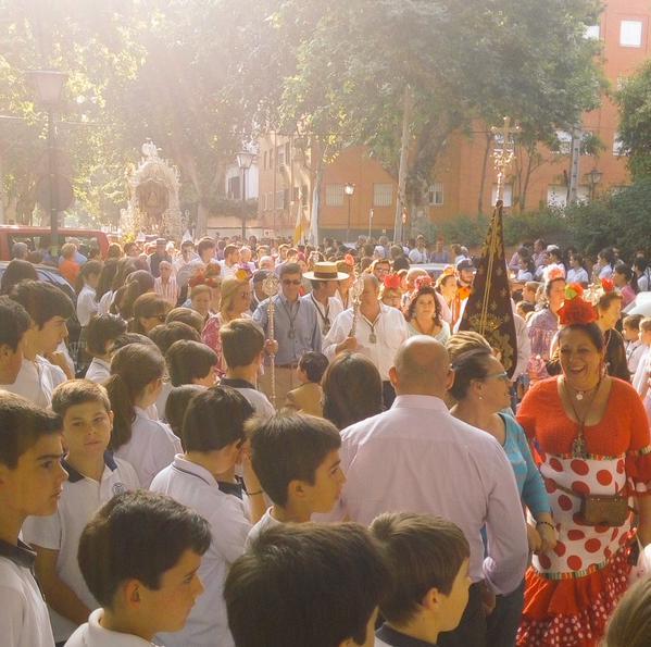 Salida Sevilla Sur 2015 -1