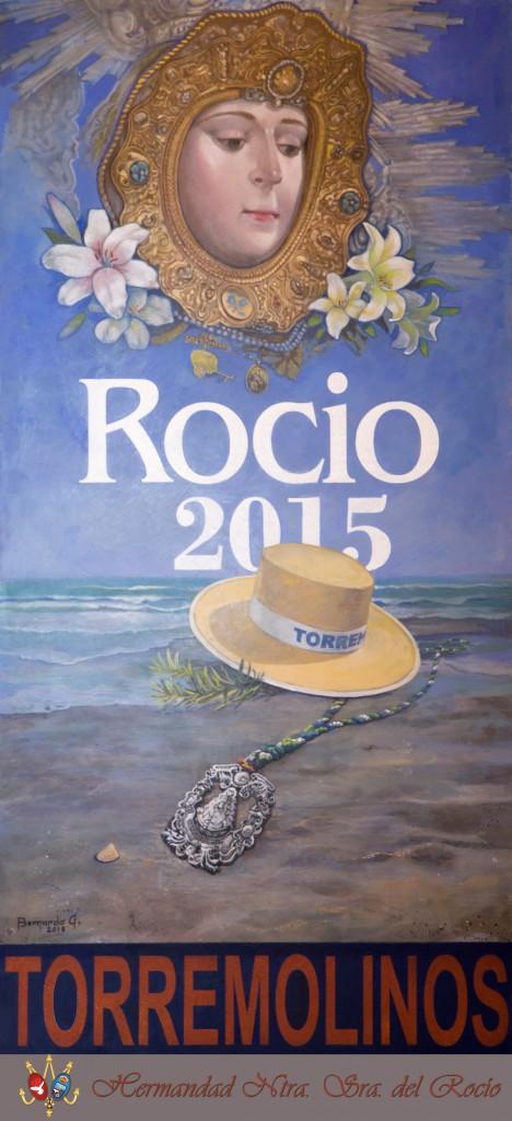 Torremolinos-Cartel Romeria 2015
