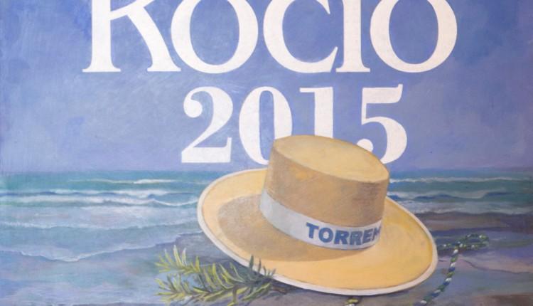 La Hermandad de Torremolinos realiza este viernes su salida hacia el Rocío