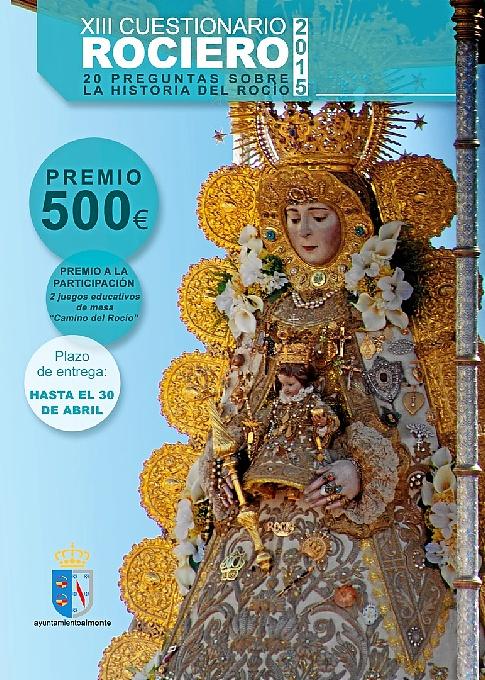 XIII-Cuestionario-Rociero-2015