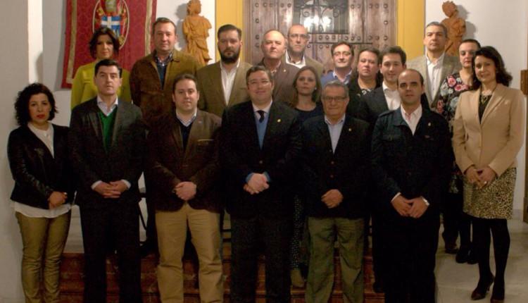 La Candidatura presidida por Don Juan Ignacio Reales Espina ha sido reelegida para formar la Junta de Gobierno de la Hermandad Matriz de Almonte