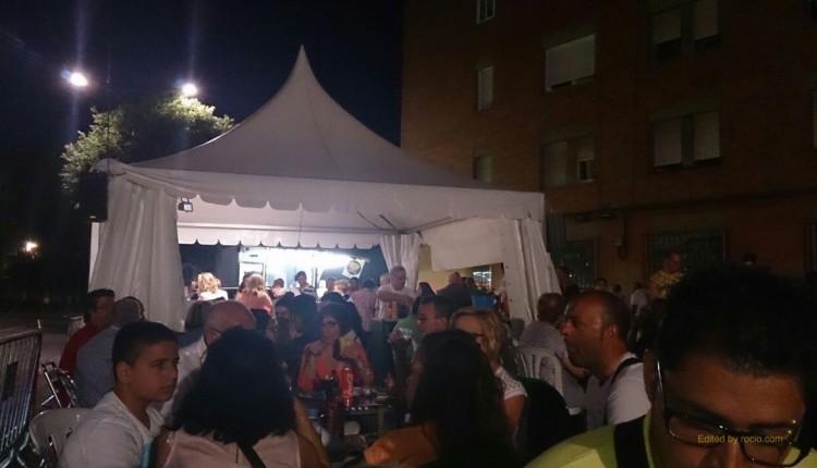 Hermandad de Cornellá – Caseta de Hermandad Corpus (fiesta mayor de Cornellà) y actos de Barcelona