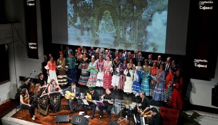 Presentación del CD XXV Aniversario Coro Hermandad Macarena