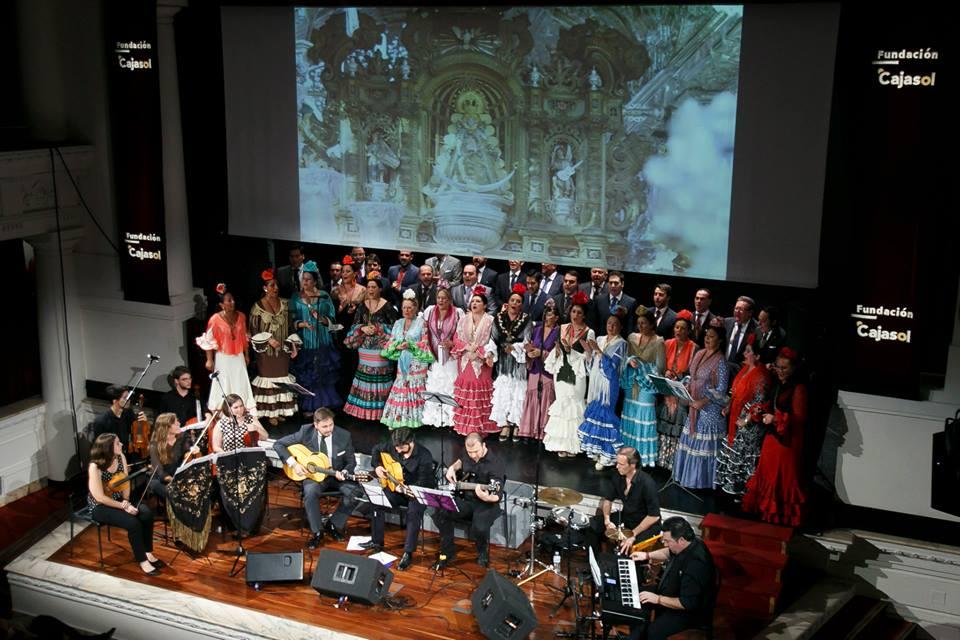 Coro Macarena 2015 presentacion CD