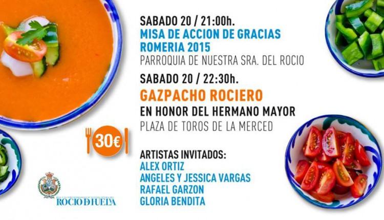 Hermandad de Huelva – Misa de Acción de Gracias y Gazpacho Rociero