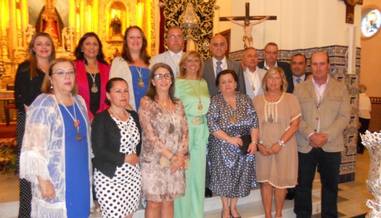 LA HERMANDAD DEL ROCÍO DE ISLA CRISTINA – MISA DE ACCIÓN DE GRACIAS